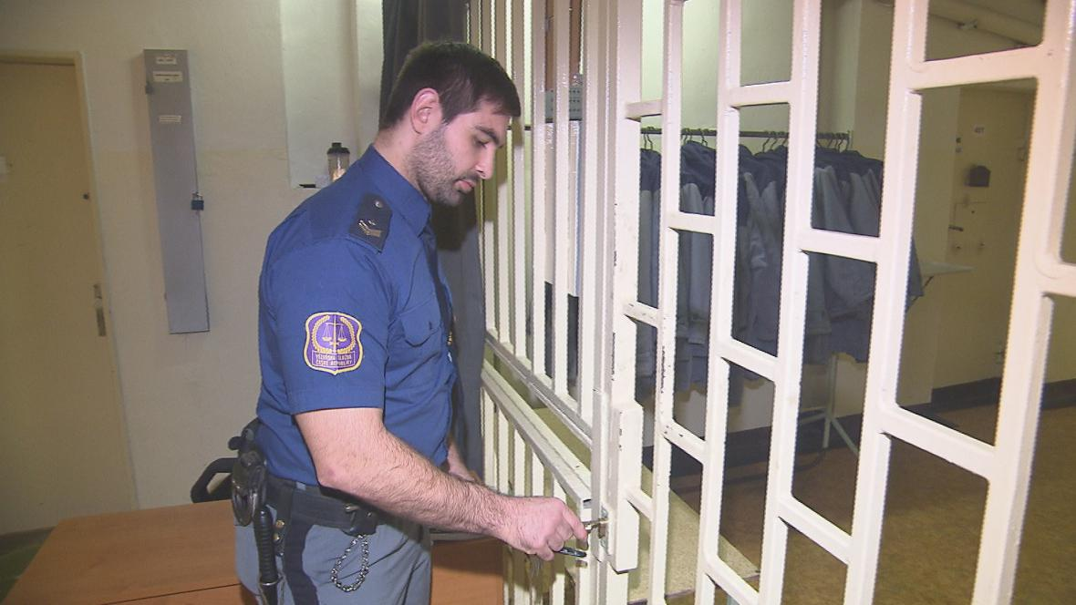Práce ve vězeňství