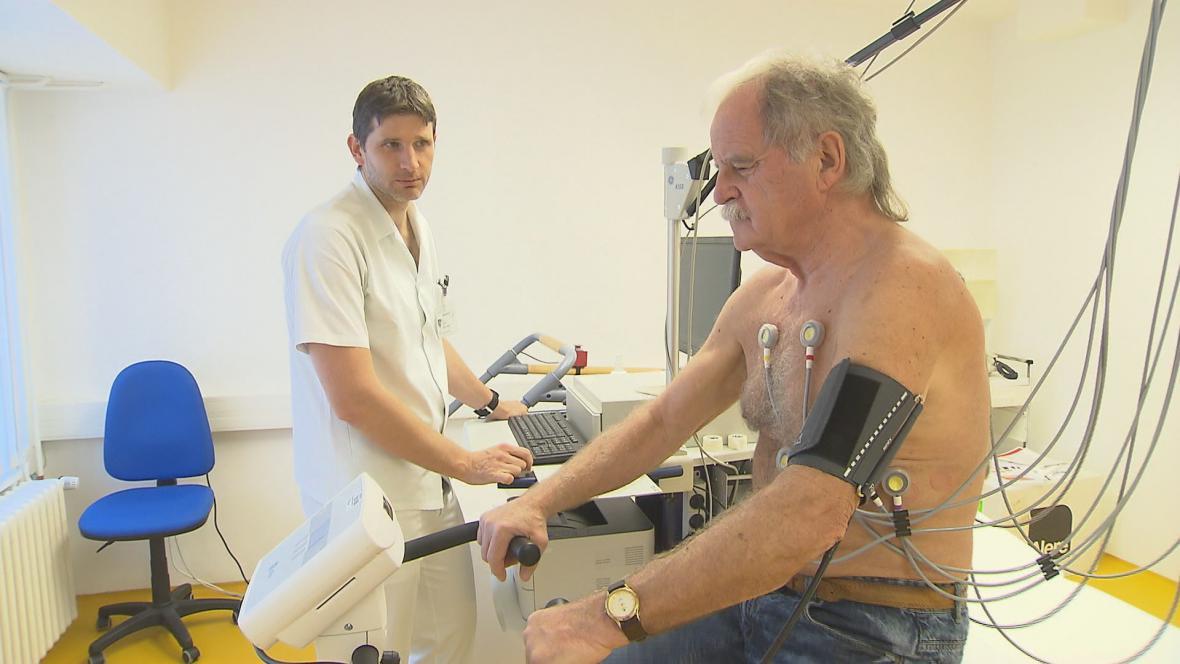 Vyšetření pacienta na riziko kardiovaskulárních onemocnění