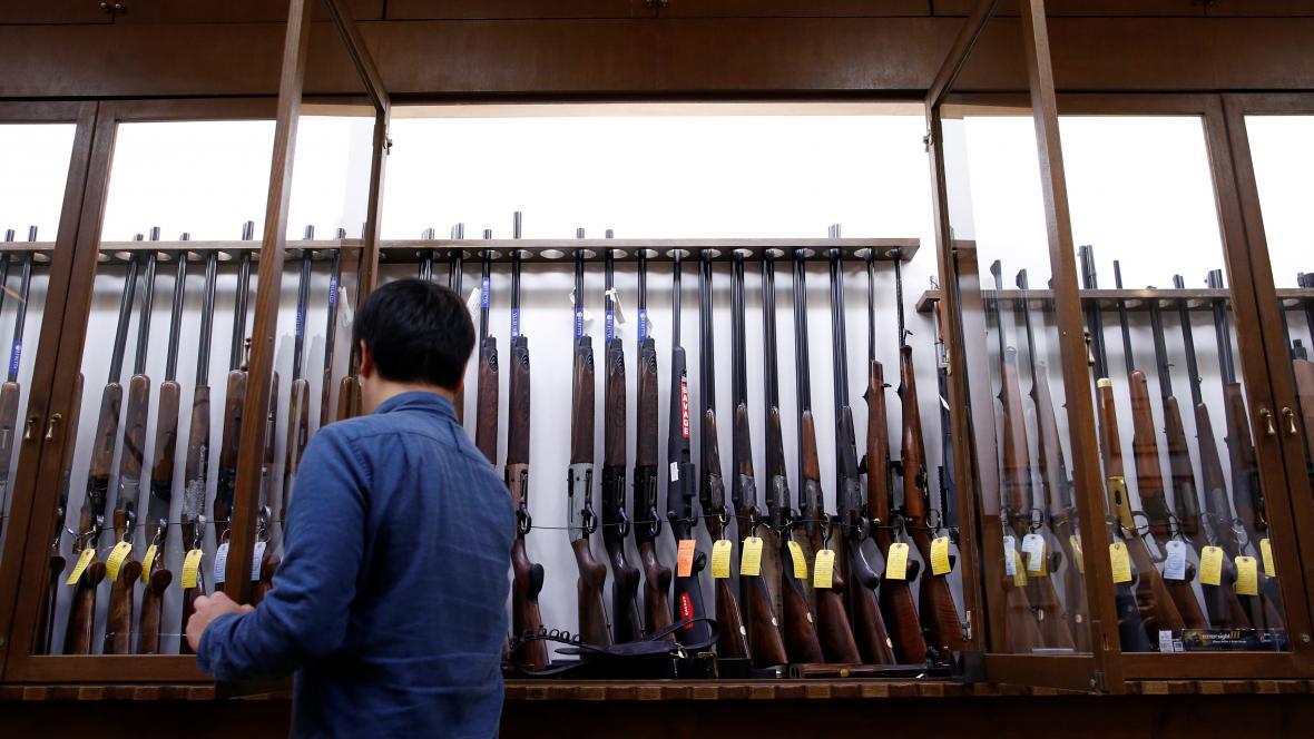 Obchod se zbraněmi v Japonsku