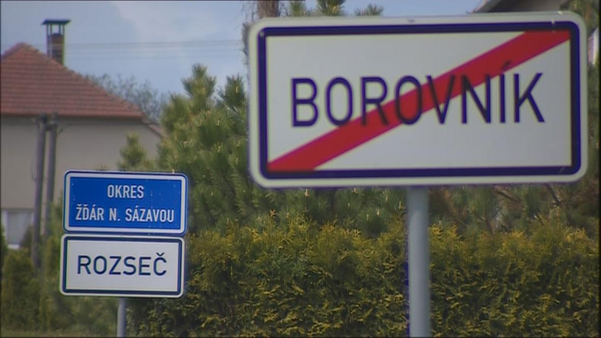 Výměna okresů a celého kraje potkala před 13 lety taky obce na Vysočině