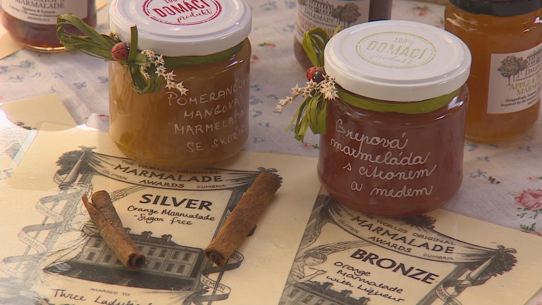Oceněné marmelády