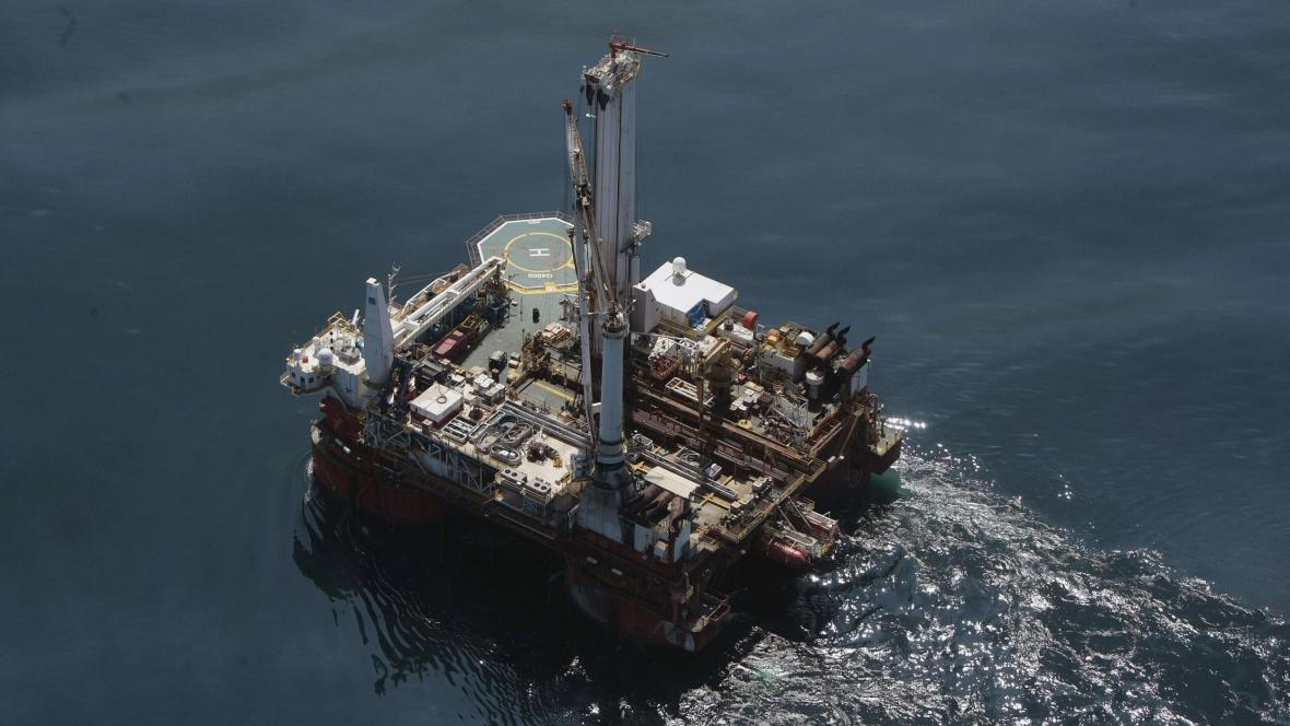 Težba ropy