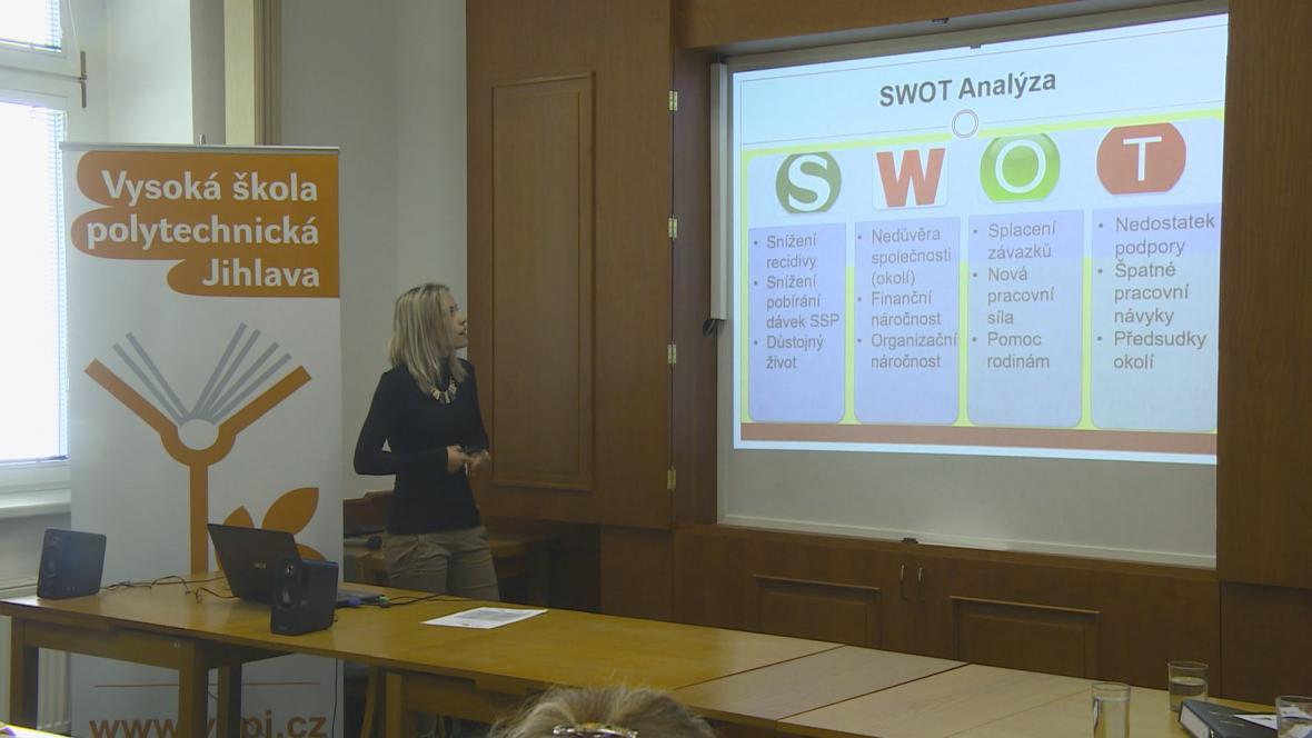 Studenti prezentovali své nápady na zlepšení života ve městě