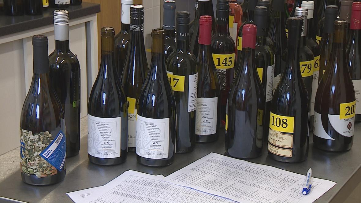 Chutě mladé generace vinařů odhalí soutěžní degustace