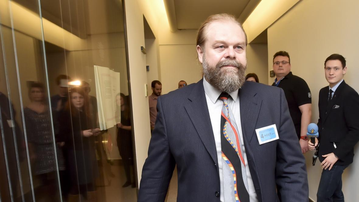 Státní zástupce Jaroslav Šaroch