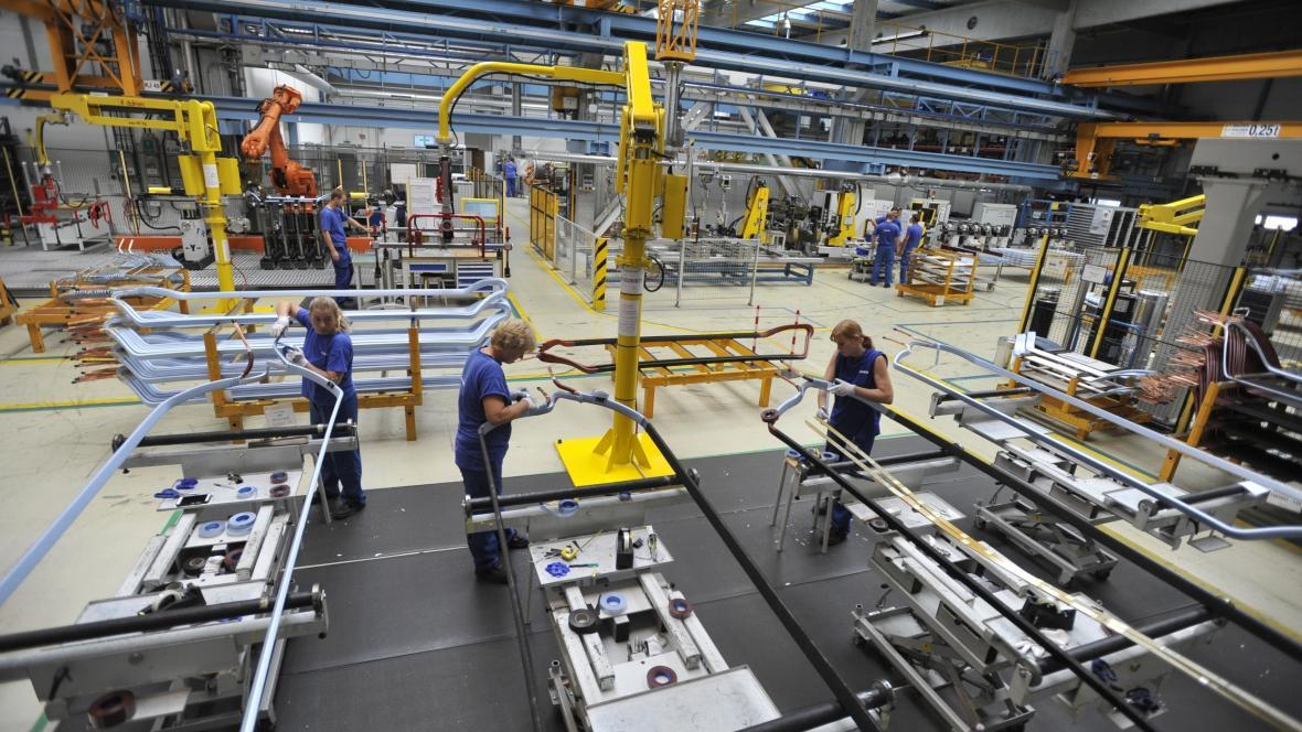 Výrobní závod Siemens Electric Machines