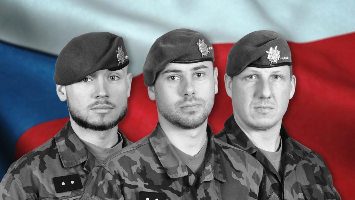 Padlí čeští vojáci