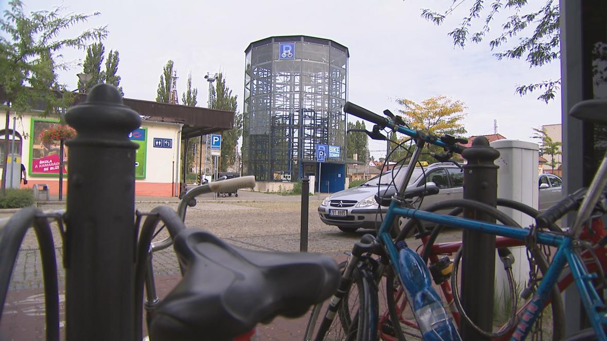 Na kolaudaci čeká i cyklověž v Hodoníně