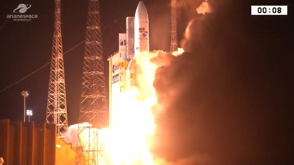 Start Ariane-5