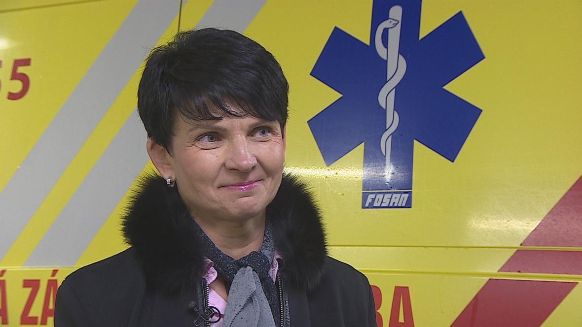 Hana Albrechtová