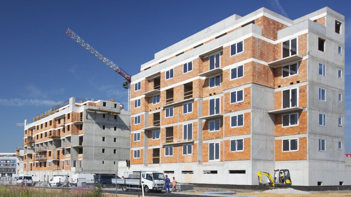 Bytový projekt v Plzni