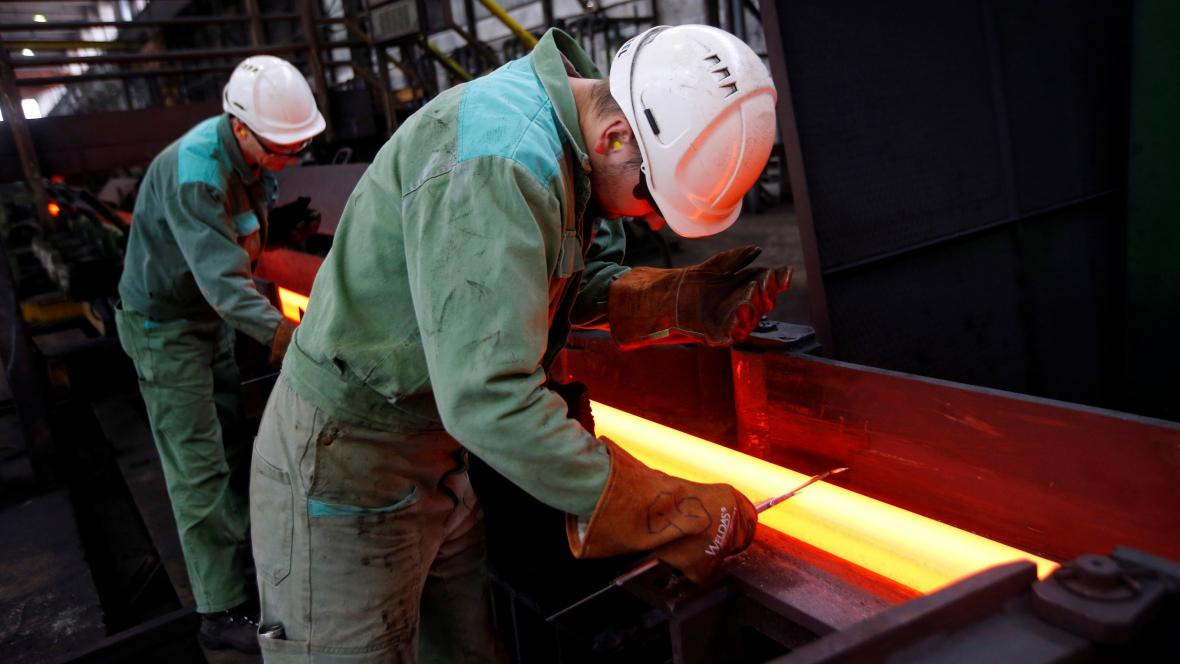 Slovinská ocelárna