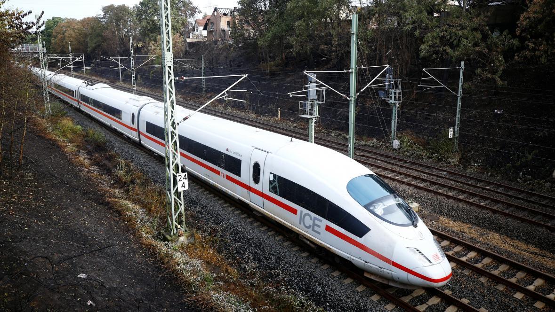 Vysokorychlostní vlak ICE