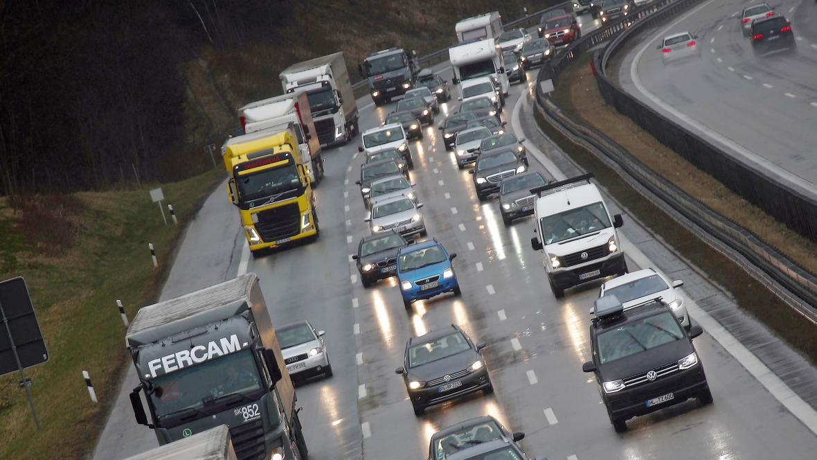 Doprava v Německu