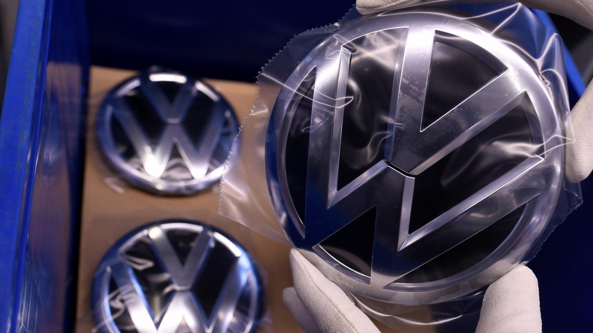 Výroba v továrně Volkswagenu
