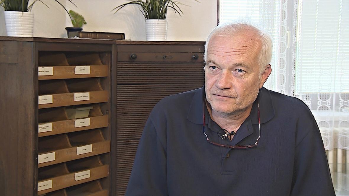 Odborník na vodní stavby, ochranu a tvorbu krajiny Miloslav Šlezingr