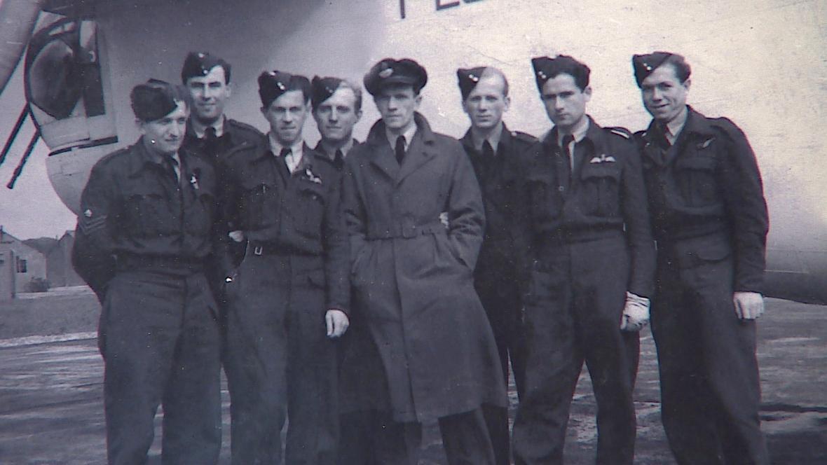 Letci 311. bombardovací perutě RAF