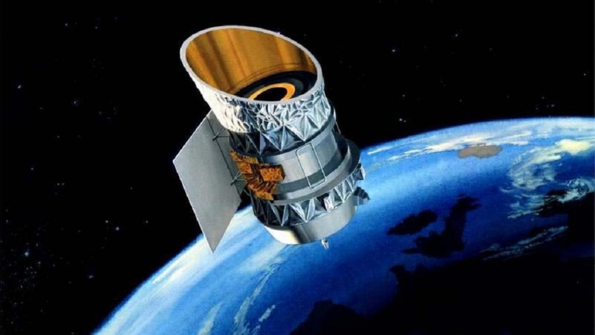 Satelit IRAS
