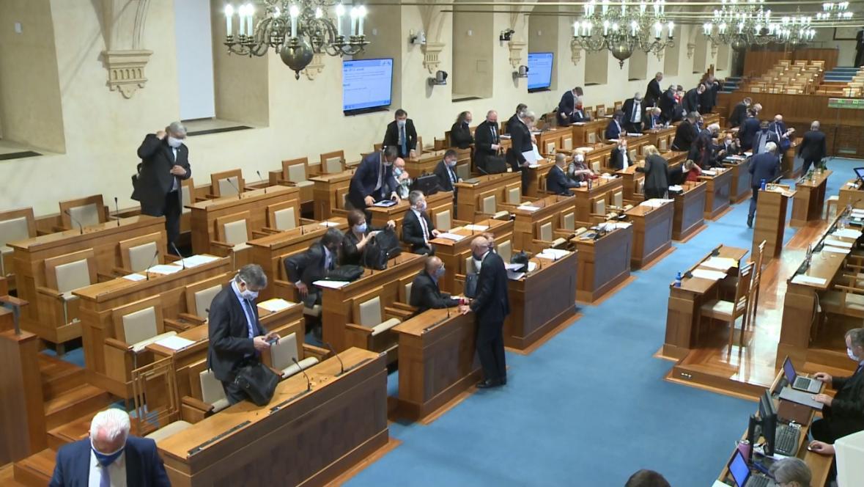 Jednání Senátu