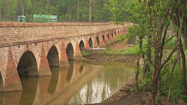 Most museli před rekonstrukcí nejprve vykopat