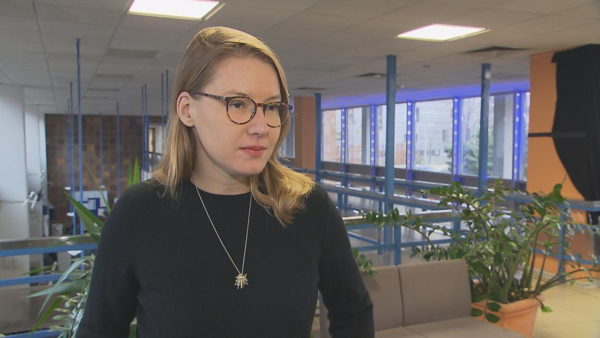 Ludmila Hamplová ze Zdravotnického deníku