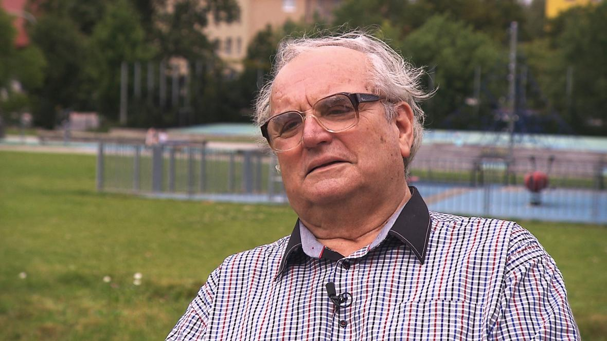 Kameraman Jiří Lebeda