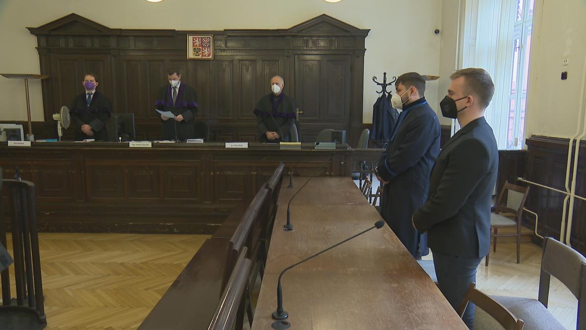 Jednání soudu