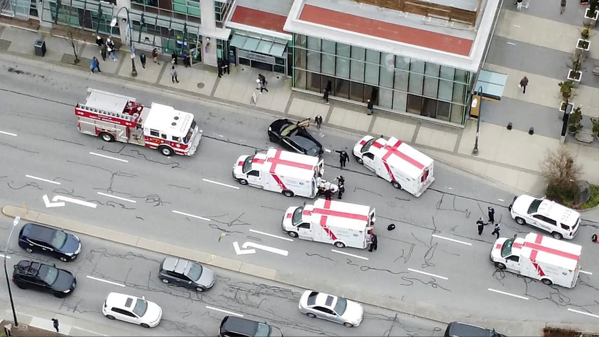 Útok ve Vancouveru