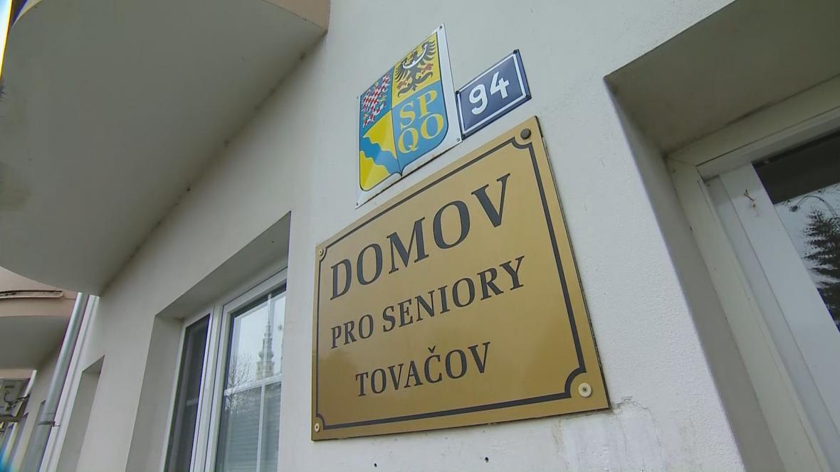 Domov pro seniory v Tovačově