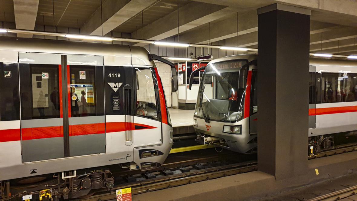 Metro v době výluky