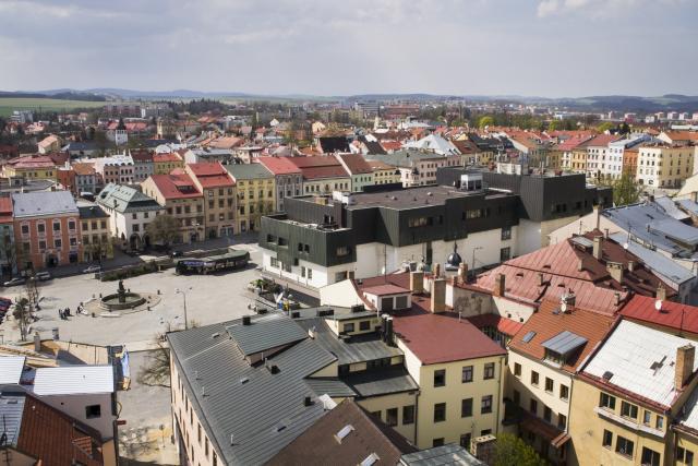 Volby 2018 - Rozcestník - Jihlava