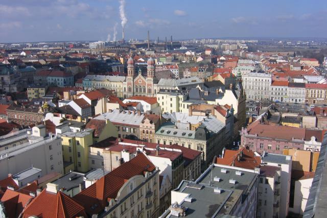 Volby 2018 - Rozcestník - Plzeň
