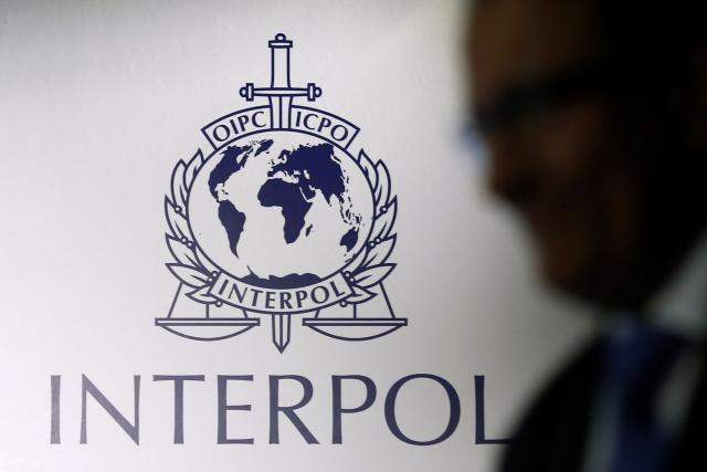 Logo Interpolu