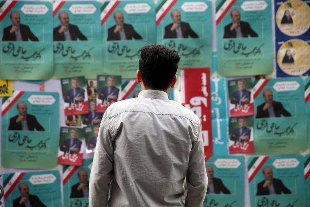 Írán se chystá na parlamentní volby