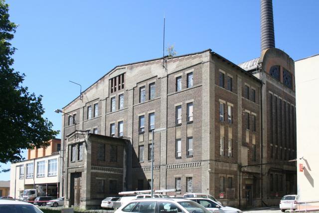 Část bývalých Městských elektráren v Přerově je kulturní památkou