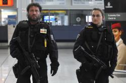 Policie na pražském letišti