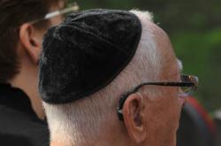 Židovská jarmulka