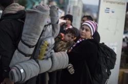 Uprchlíky tvoří ženy a děti