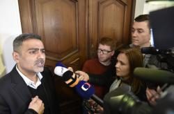 Podnikatel Abdulláh Zadeh si novinářům stěžoval na českou justici