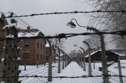 Vyhlazovací tábor v Osvětimi