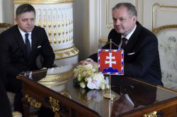 Předseda Smeru-SD Robert Fico dostal od prezidenta Andreje Kisky pověření k sestavení vlády