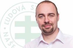 Andrej Medvecký, kandidáty strany Kotleba – Ľudová strana Naše Slovensko