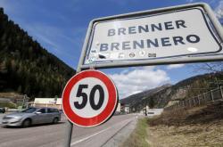 Brennerský průsmyk