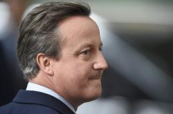 David Cameron předel svou rezignaci