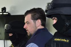 Petr Kramný u ostravského okresního soudu