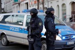 Policejní operace v Chemnitzu