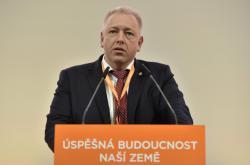 První místopředseda ČSSD Milan Chovanec