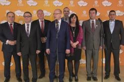Nové vedení ČSSD