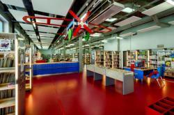 Knihovna v Hradci Králové