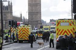 Situace po útoku v Londýně